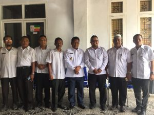 Kunjungan Walikota ke kantor DPMG menjelang BBGRM 2018